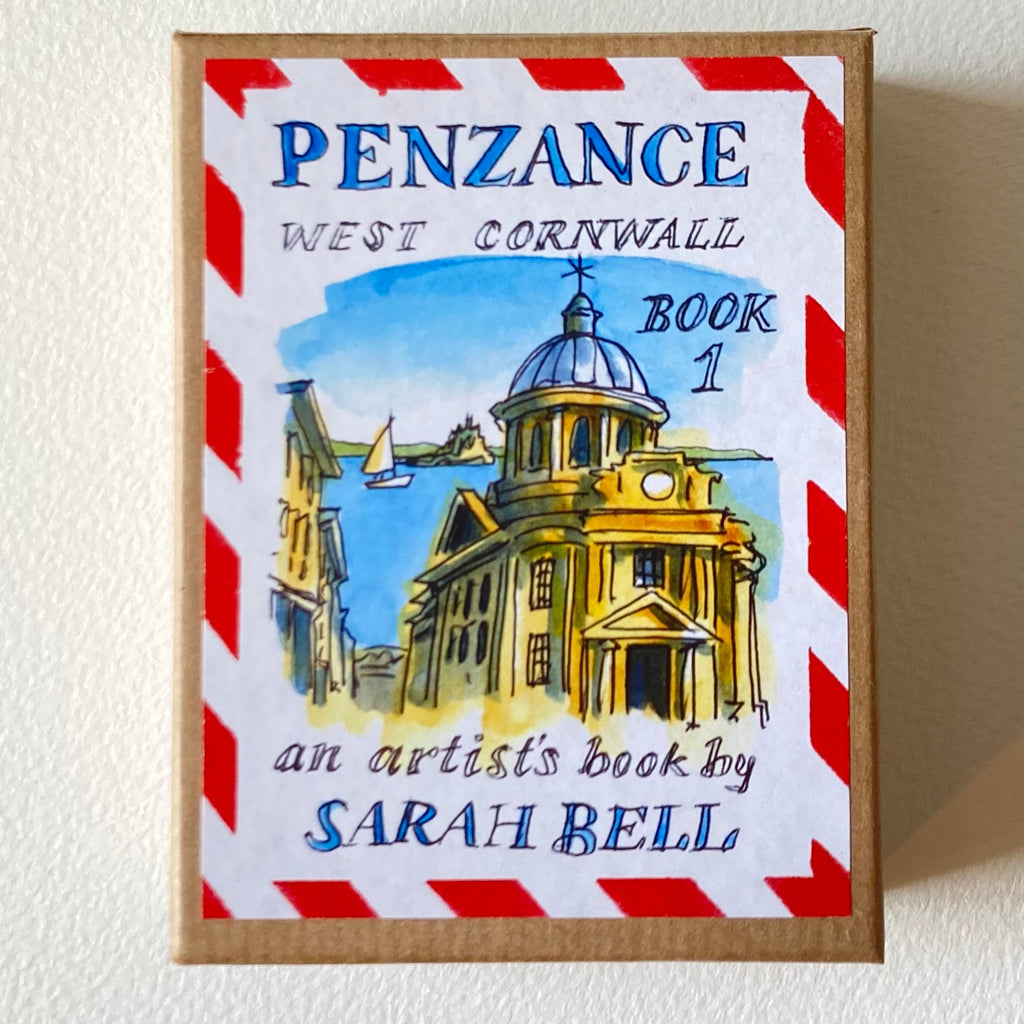 "Penzance Mini Book Edition 1"" by Sarah Bell"
