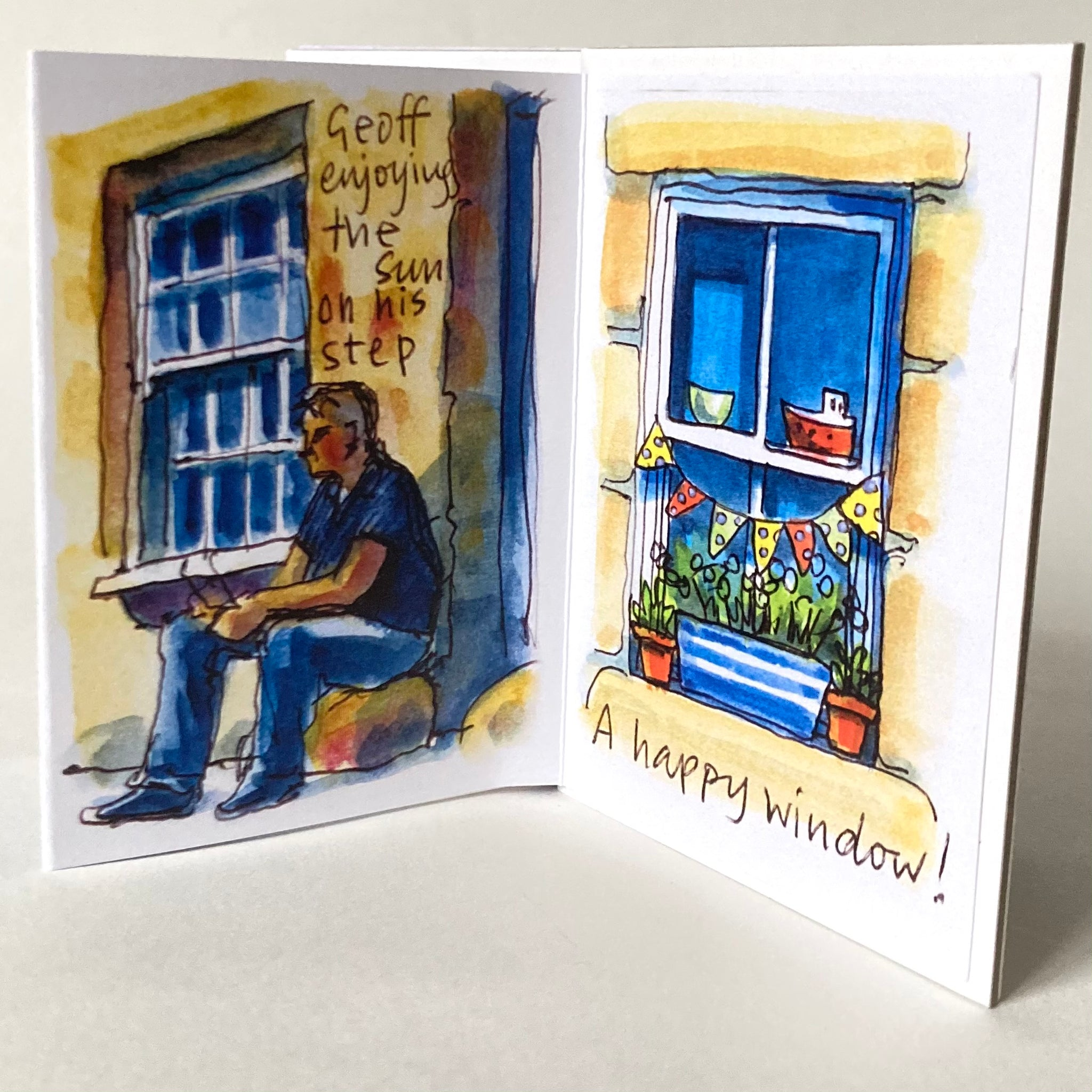"""Mousehole""Mini Book by Sarah Bell"