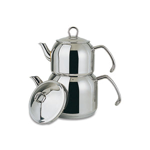 HISAR MERCURY TEA POT SET BIG