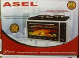 ASEL Oven/3 Electrical Hot-Plate//Four electrique Multi-fonction 'a 3 elements chauffants.