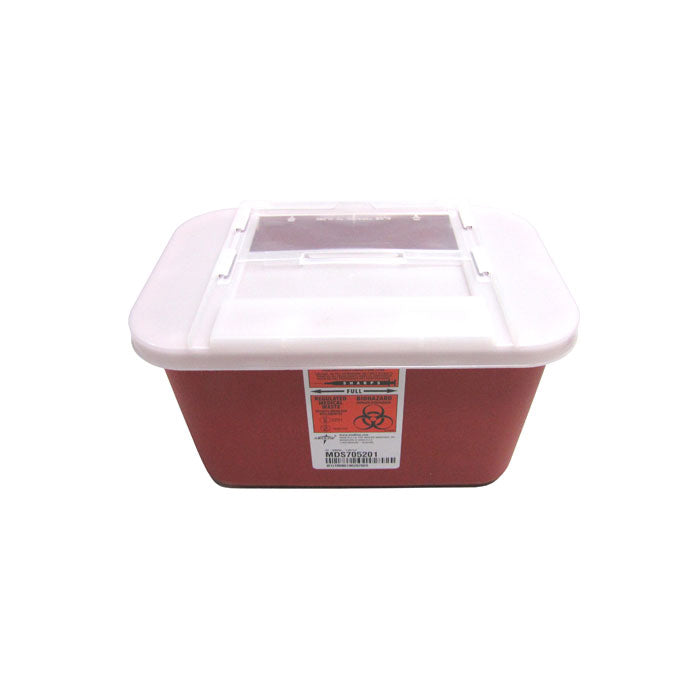 Medline Sharps Container - PICK LID