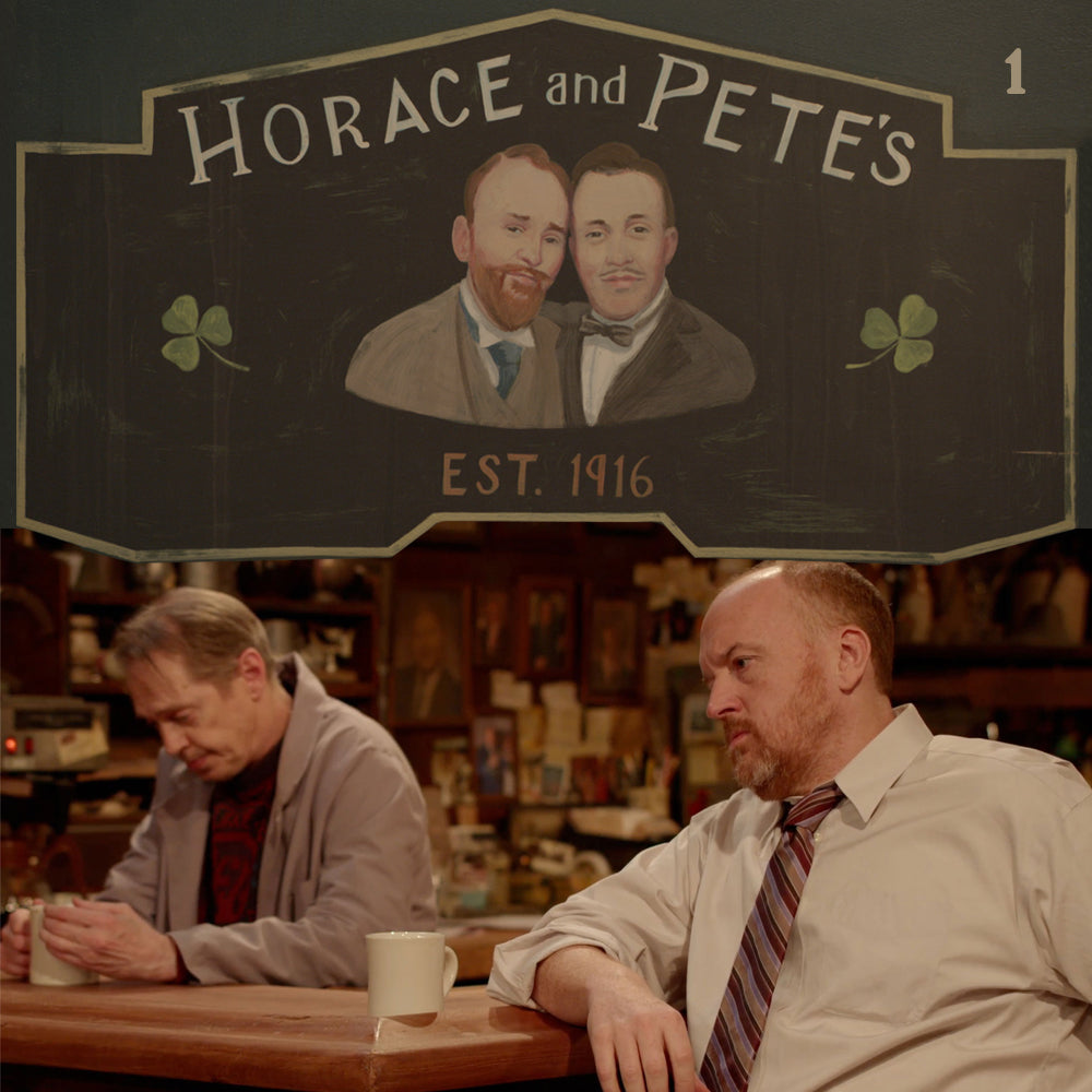 Horace and Pete: Episode 1