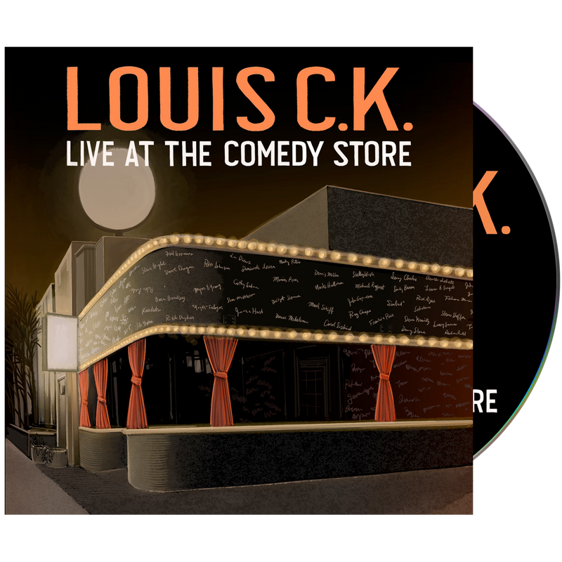 Live at the Comedy Store