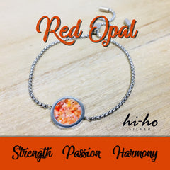 Power Stones - Red Opal