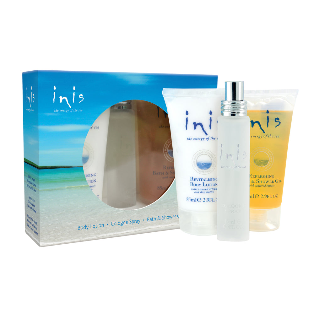 Inis the Energy of the Sea Trio Gift Set