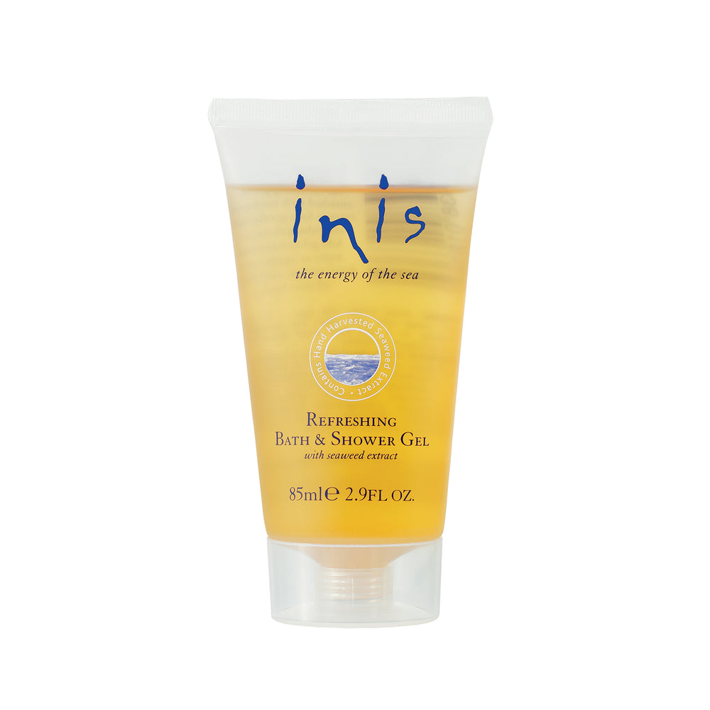 Inis Refreshing Bath and Shower Gel - Travel Size