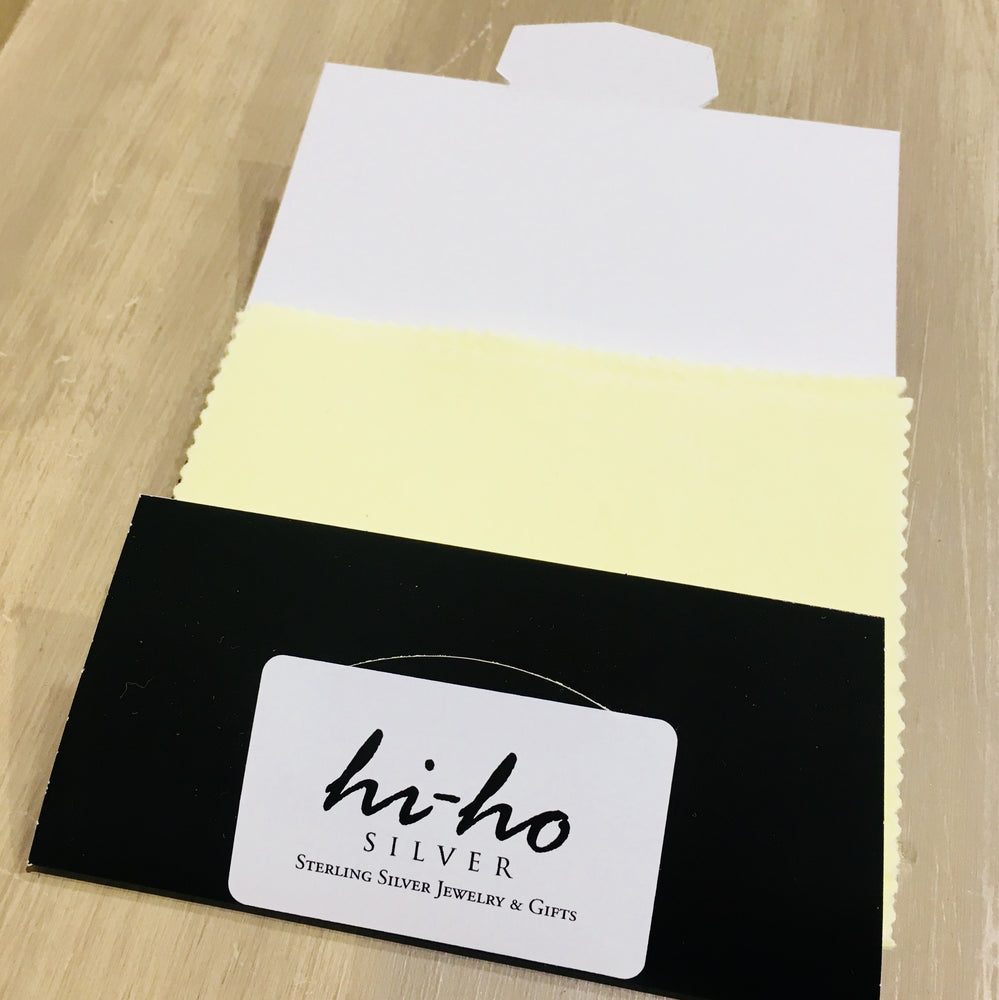 Hi-Ho Silver Polishing Cloth