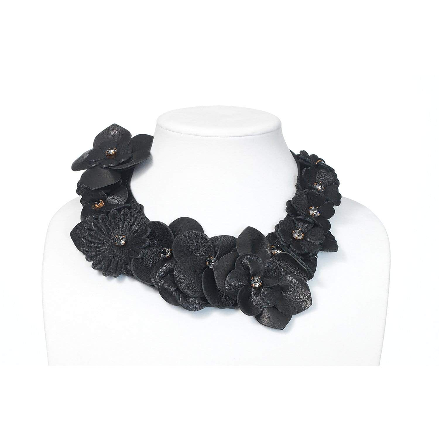 Fiori Bib Necklace - BuDhaGirl