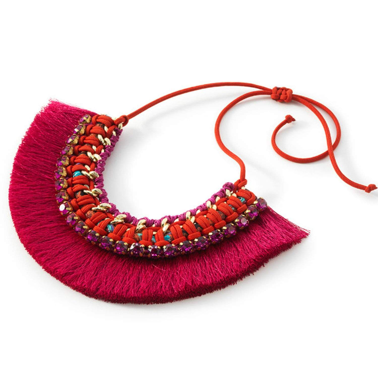 Oltrarno Bib Necklace - BuDhaGirl