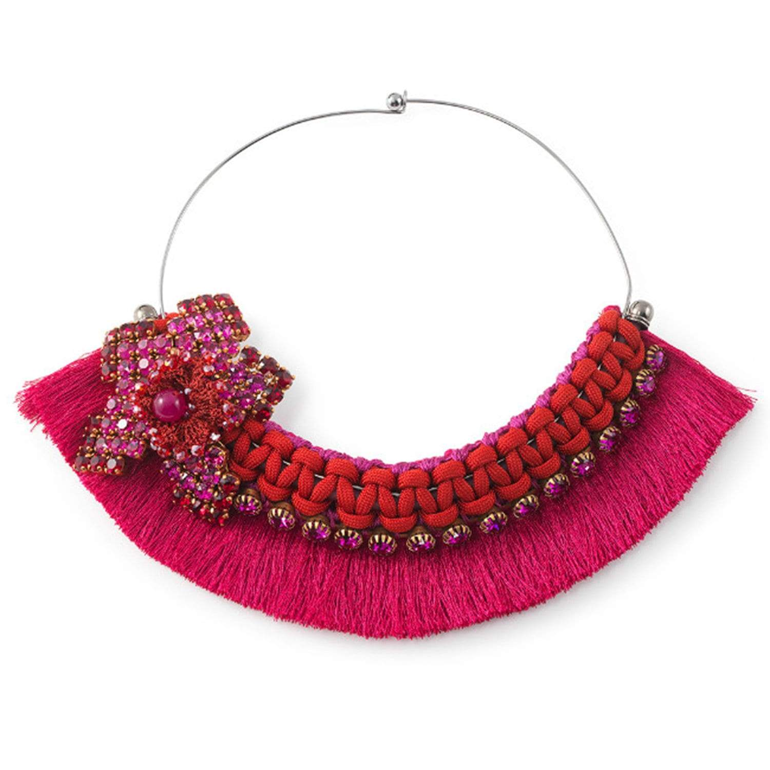 Pitti Bib Necklace - BuDhaGirl