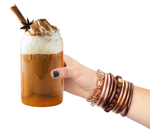 The Latte Stack for International Coffee Day   BuDhaBrief by BuDhaGirl