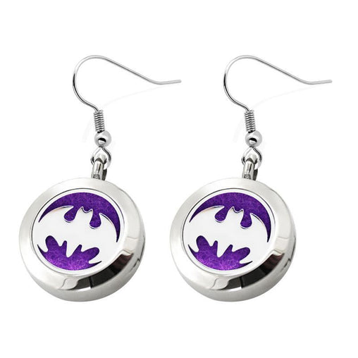 Bat What Scented Earrings