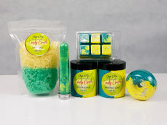 Candy Crush Luxury Spa Set