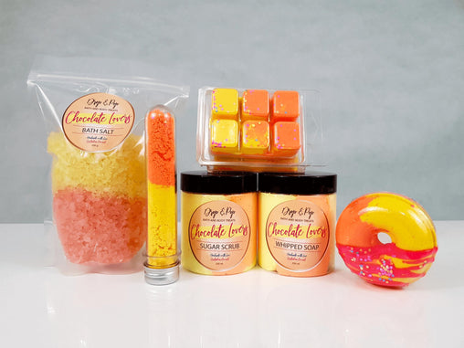 Chocolate Lovers Luxury Spa Set