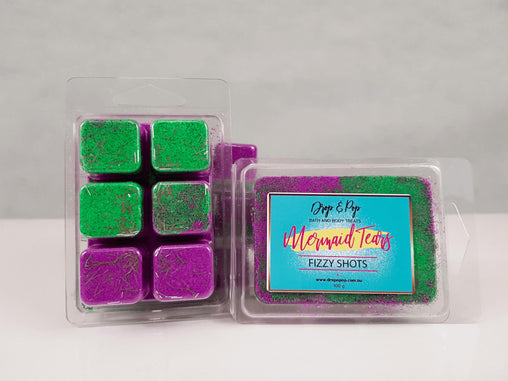 Mermaid Tears Fizzy Bath Cubes