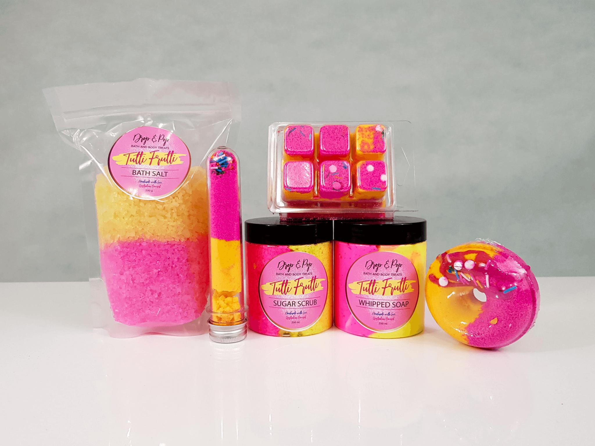 Tutti Frutti Luxury Spa Set