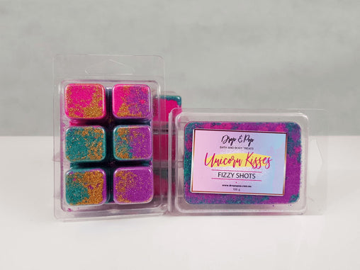 Unicorn Kisses Fizzy Bath Cubes