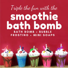 Smoothie 3-in-1 Bath Bomb