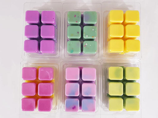 Wax Melts Pack of 6 (Fragrance Clearance)