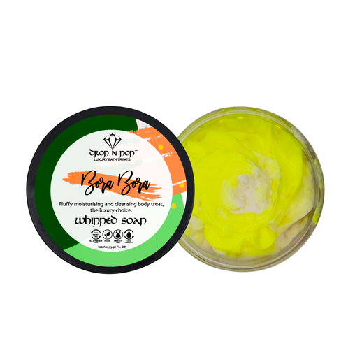 Bora Bora Whipped Soap