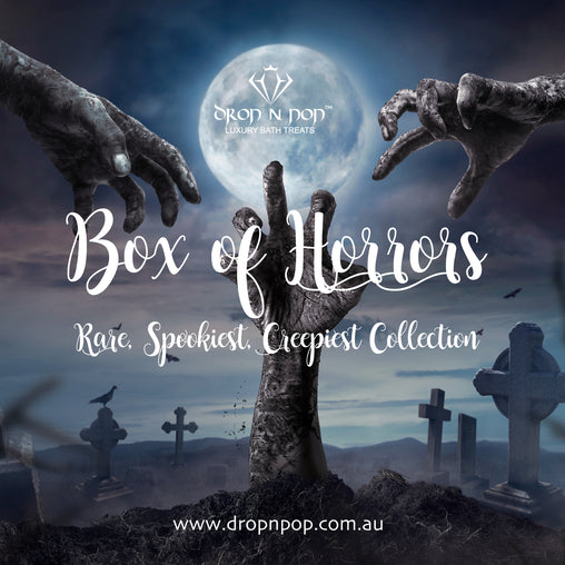 CLEARANCE Box of Horrors Halloween Limited Edition