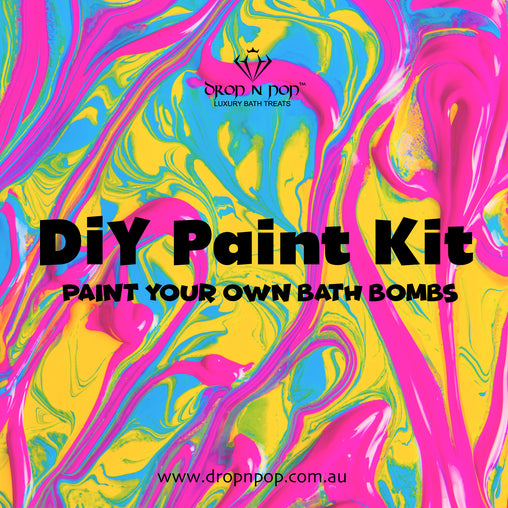 **PREORDER** DIY Little Artist Paint Kit