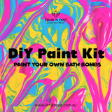 DIY Little Artist Paint Kit