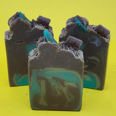Peppermint Crisp Artisan Soap