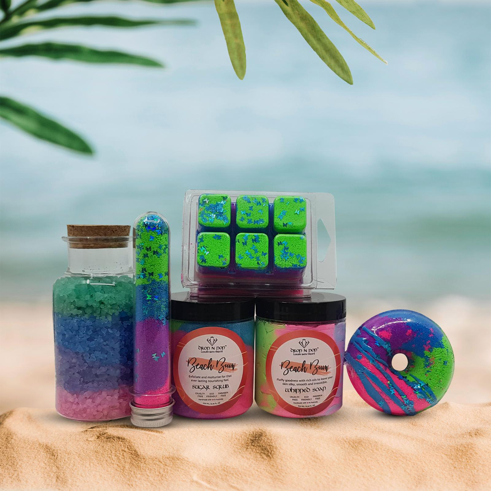 Beach Bum All-in-One Spa Set