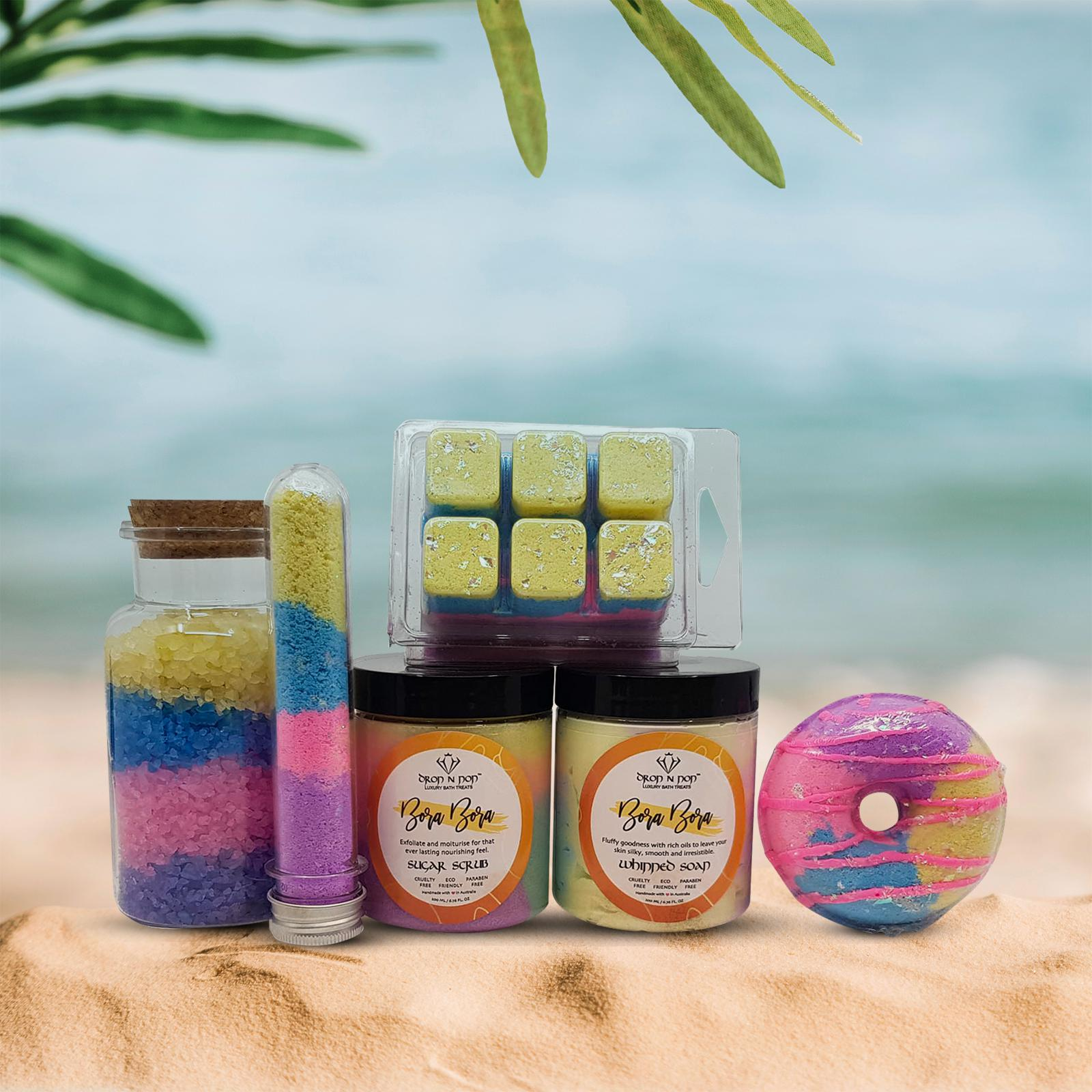 Bora Bora All-in-One Spa Set