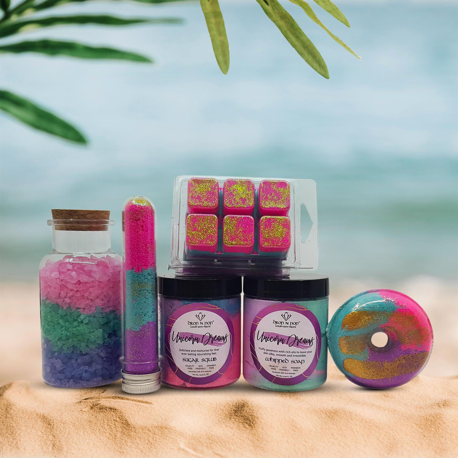 Unicorn Dreams All-in-One Spa Set