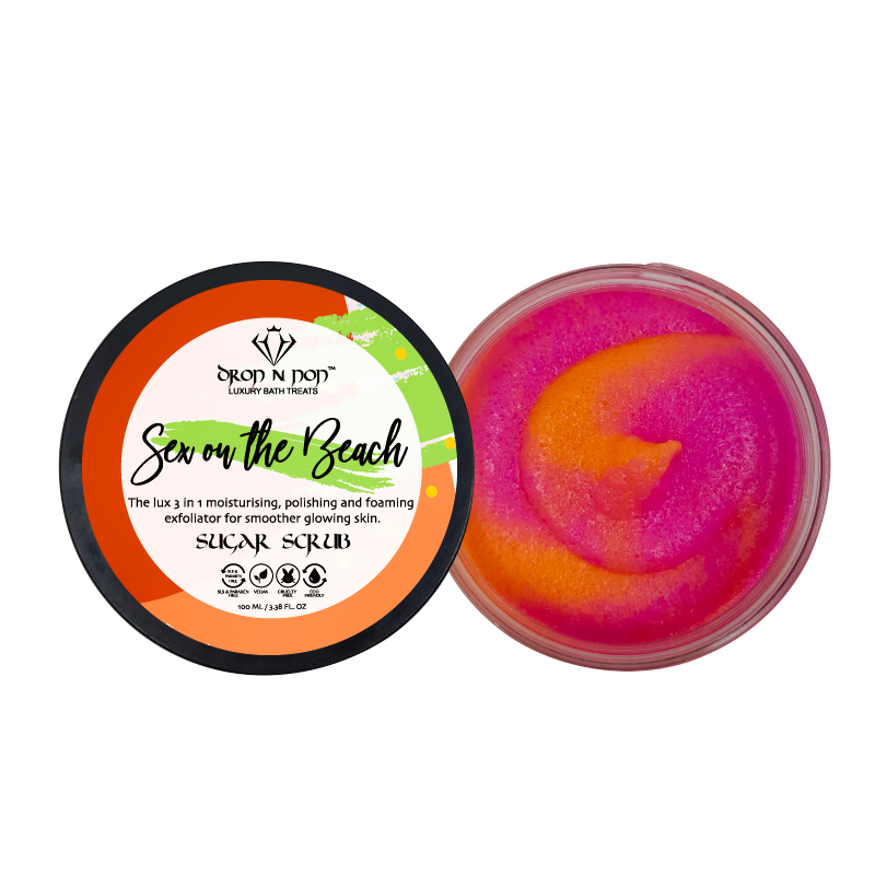 Sex on the Beach Sugar Scrub