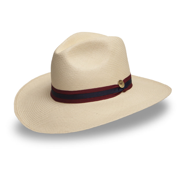 Florence Toquilla Straw Hat