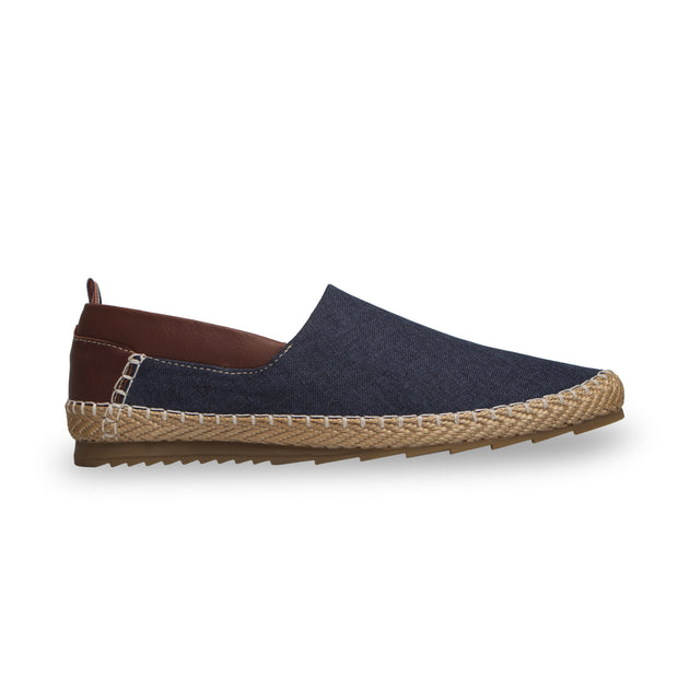 Midnight Blue Espadrilles