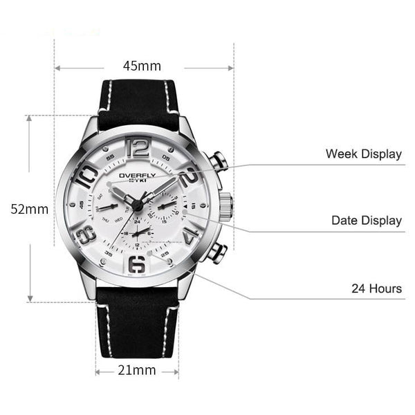 DENOMINATOR watch - product features
