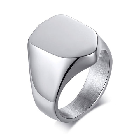 RAMPART signet ring
