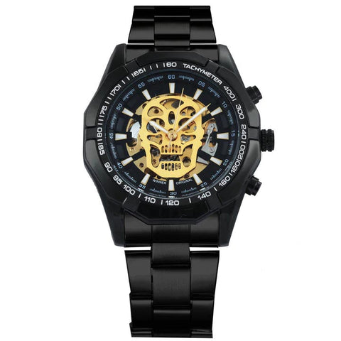 SKULLY mechanical watch