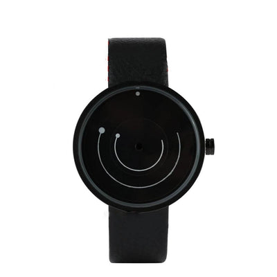 STAR TRAILS minimalist quartz watch