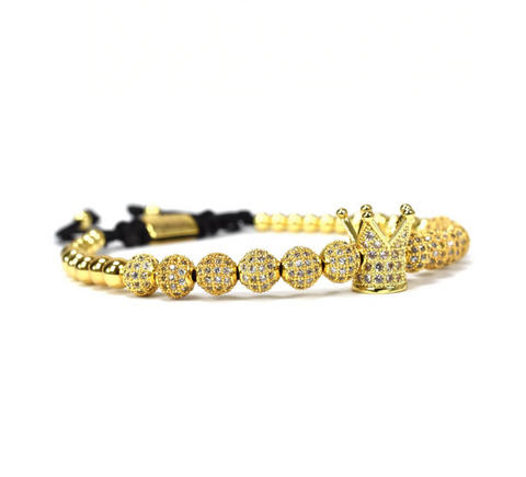 ROYAL KINGS bracelet - gold