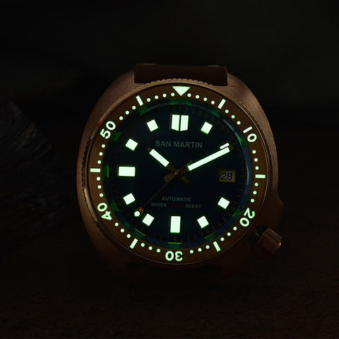 ATOLL diving watch