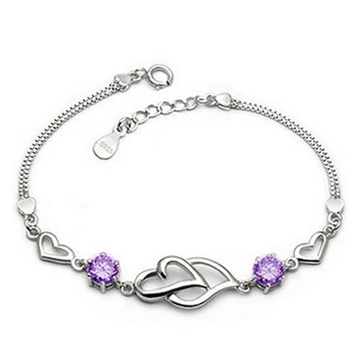 New heart to heart bracelet