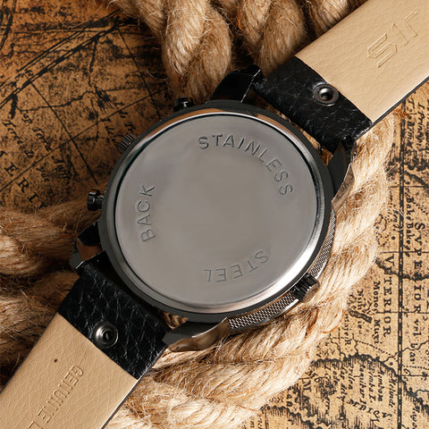 ONLY THE BRAVE quartz watch