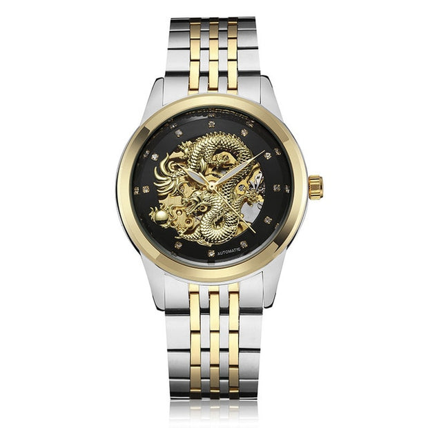 DRAGON automatic watch - limited edition