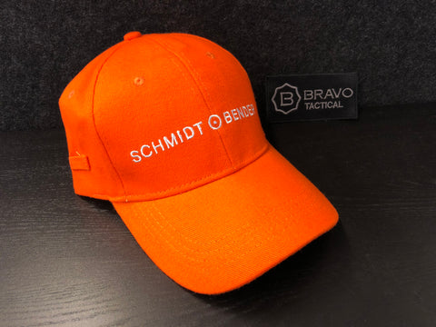 S&B Basecap Orange