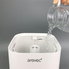 Load image into Gallery viewer, Arovec AroMist-TF4000 Ultrasonic Top-Fill Cool Mist Humidifier