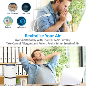 Arovec AV-P152 True HEPA Air Purifier