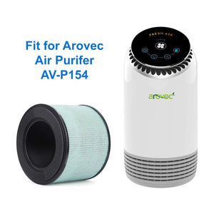 AV-P120RF/AV-P154RF Air Purifier Replacement Filter (2 Pack)