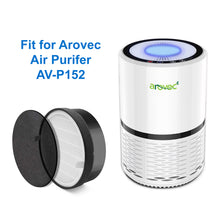 Load image into Gallery viewer, Arovec AV-P152-RF Air Purifier Replacement Filter (2 Pack)