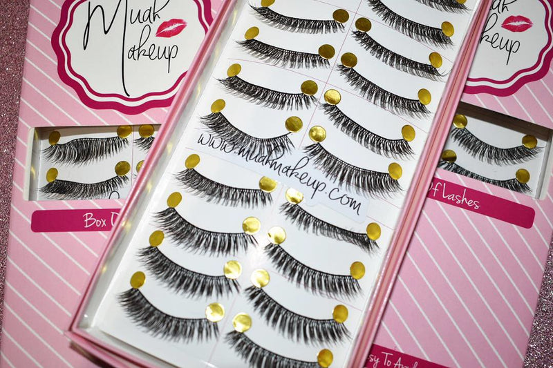 Box of Lashes