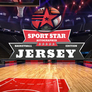 Autographed NBA Basketball Jersey Mystery Box